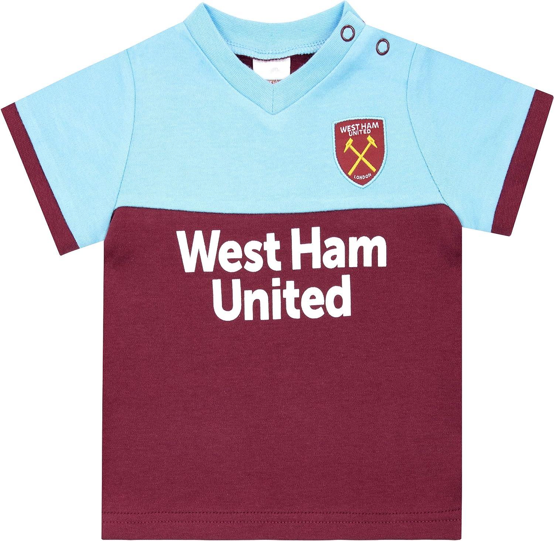 Premier League Pigiami Due Pezzi per Bambino West Ham United FC