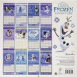 Disney Frozen Official 2018 Calendar - Square Wall