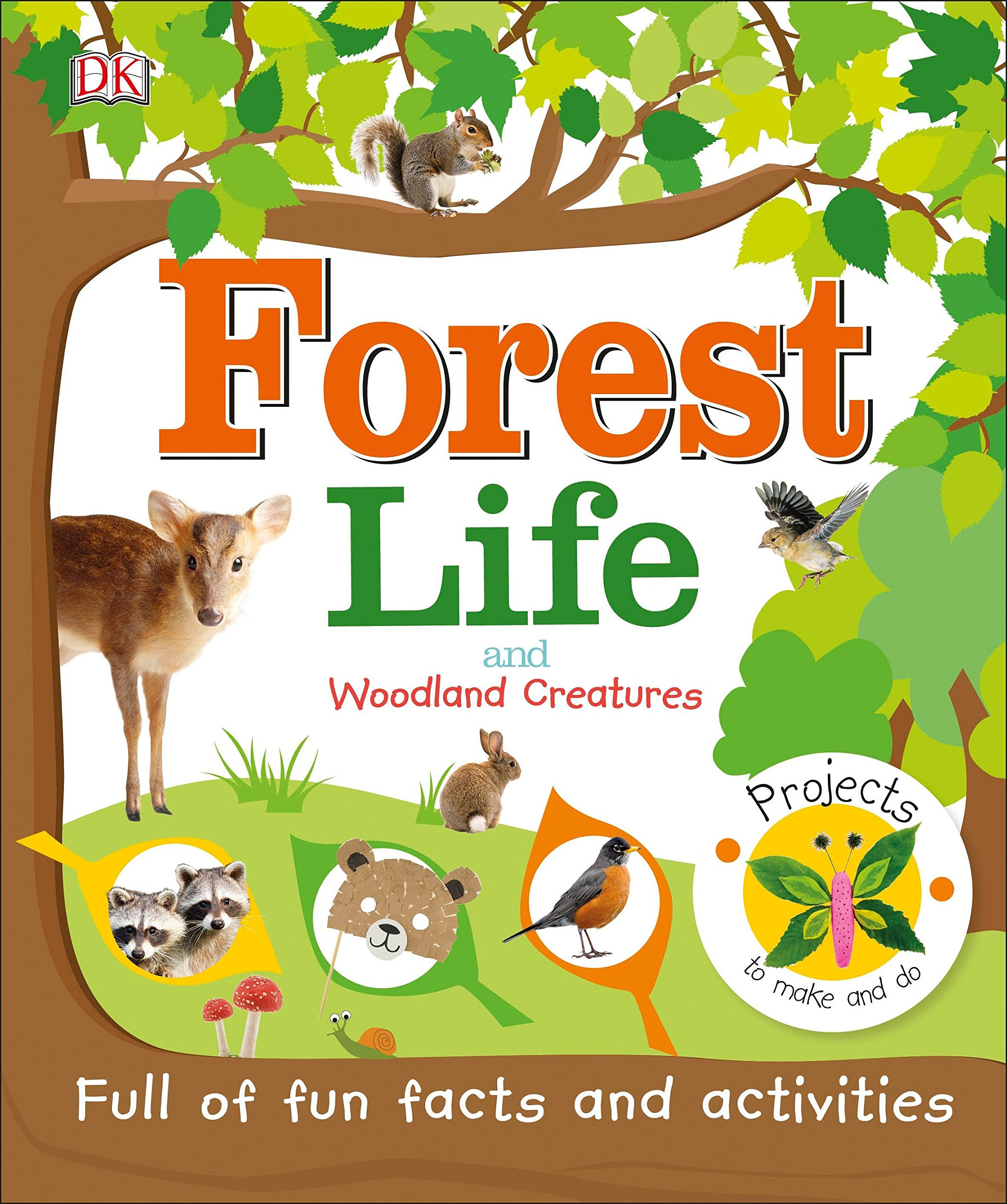Read Online Forest Life and Woodland Creatures Text fb2 book