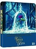 La Bella E La Bestia  (2017) (3D) (Blu-Ray 3D+Blu-Ray) (Ltd Steelbook) [Italia] [Blu-ray]