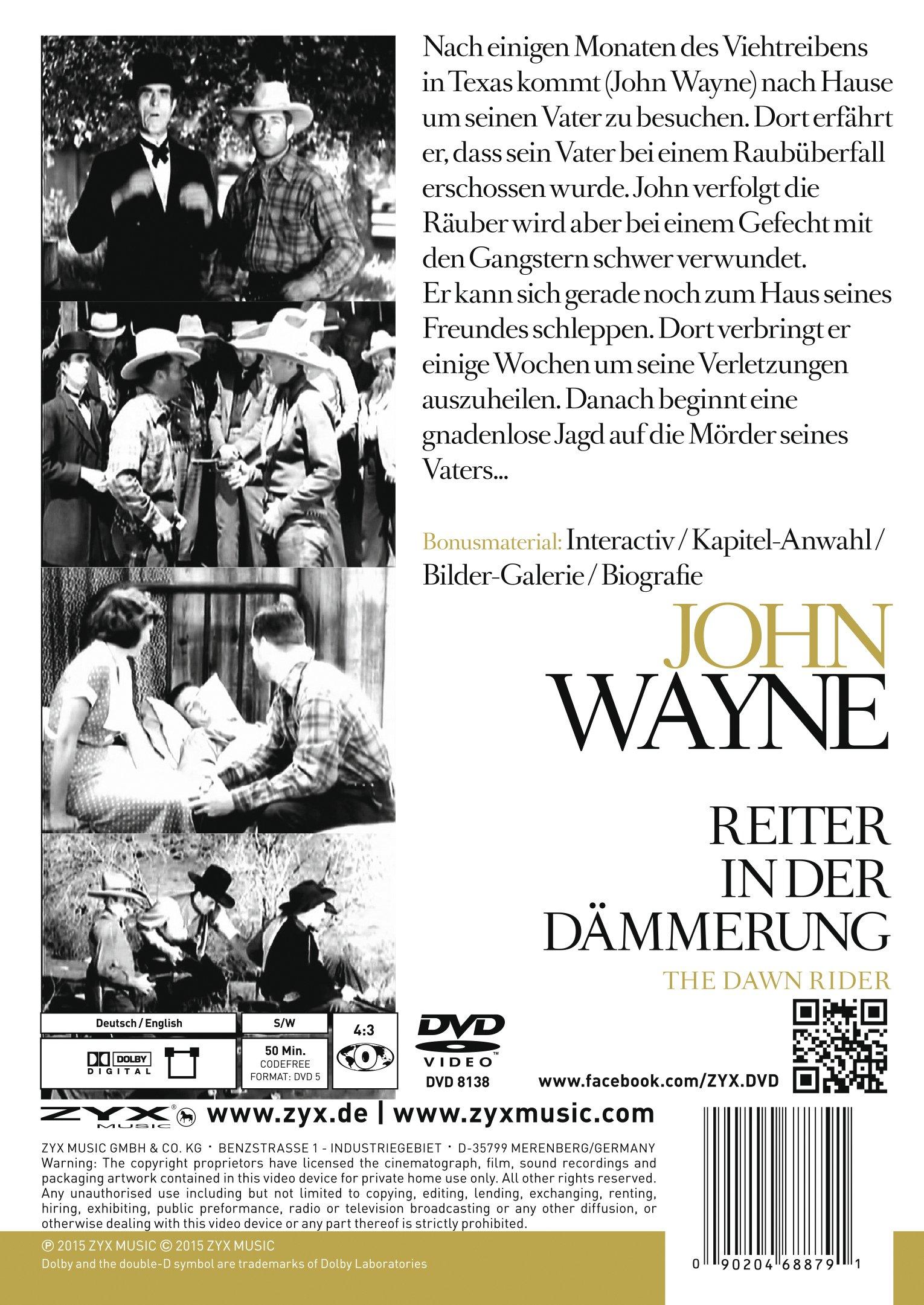 Der Einsame Rächer by Spielfilm