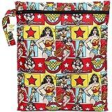 Bumkins Waterproof Wet Bag, Wonder Woman
