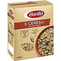 Barilla Cereali Mix 5 Cereali con Riso Rosso - 400 gr