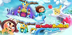 Monster Busters: Ice Slide from PurpleKiwii