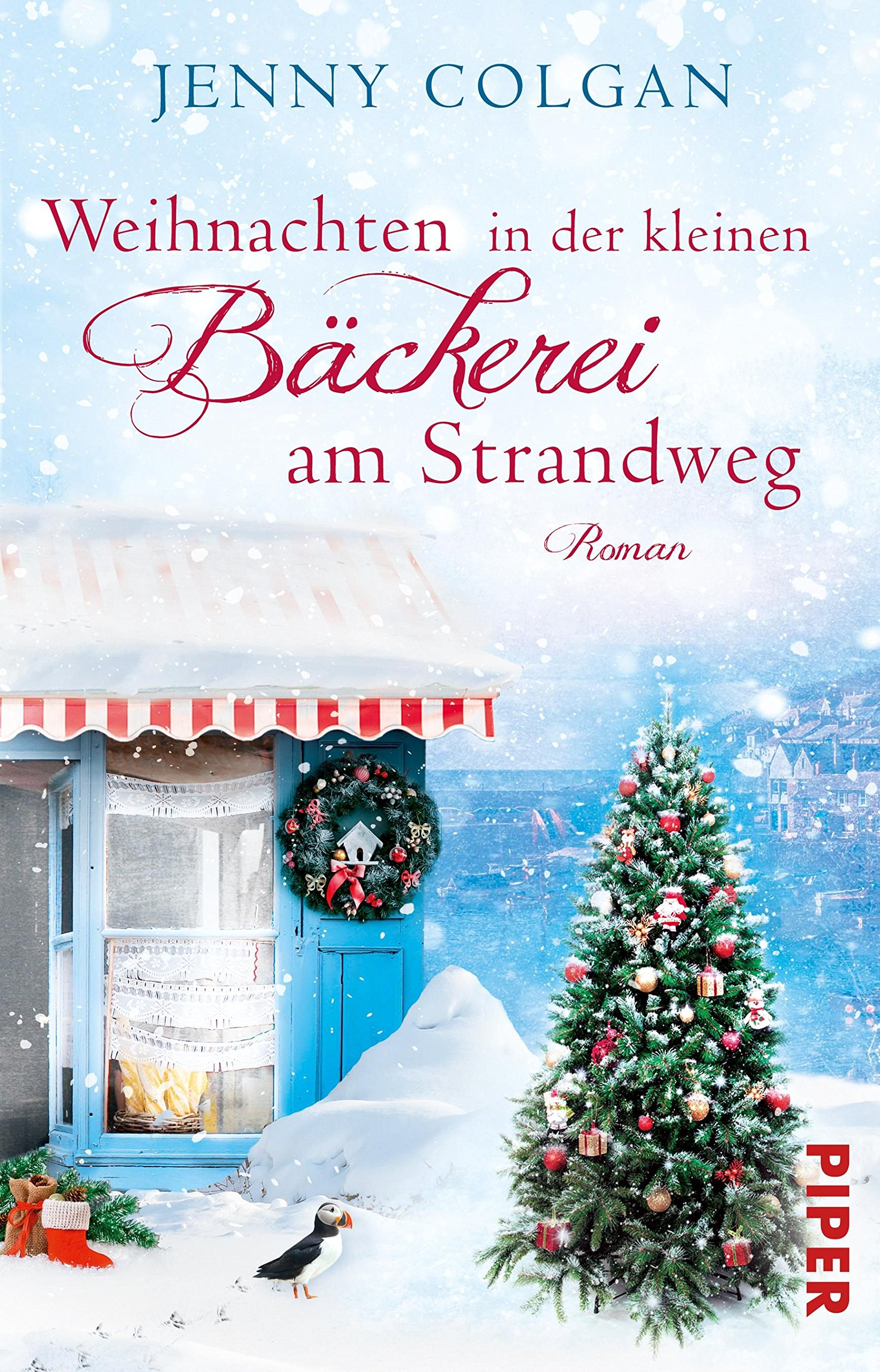 Weihnachten in der kleinen Bäckerei am Strandweg: Roman Die kleine ...