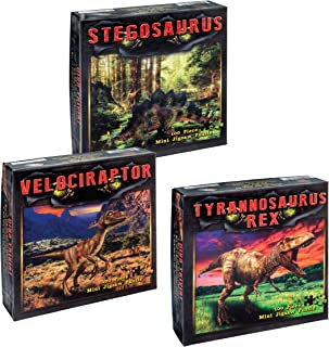 product image for Channel Craft Dinosaur Series Mini Box Puzzle Assortment