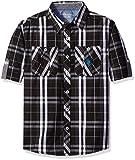 Amazon Price History for:U.S. Polo Assn Boys' Long Sleeve Plaid Two Pleated Pocket Sport Shirt