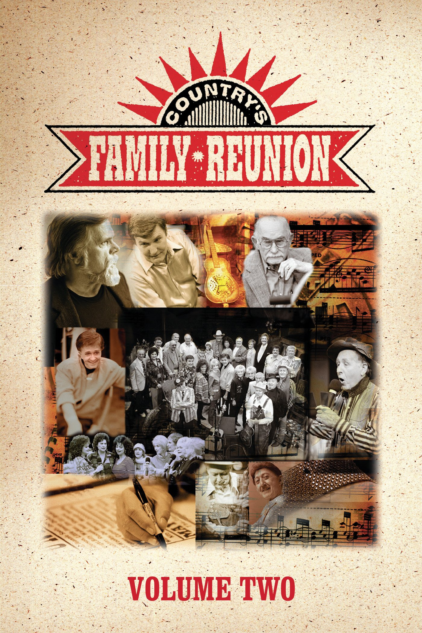 Country's Family Reunion 1: Volume Two