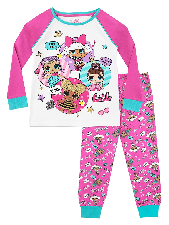 L.O.L Surprise! Mädchen Dolls Schlafanzug