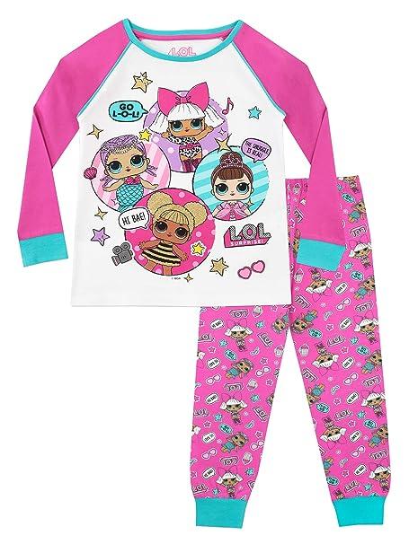 Lol Surprise Pijama para niñas Dolls 5-6 Años