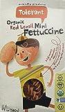 Tolerant Organic Red Lentil Mini Fettuccine 12 oz (340 grams) Box