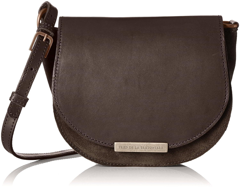 Fred de la Bretoniere Womens 261010021 Cross-Body Bag