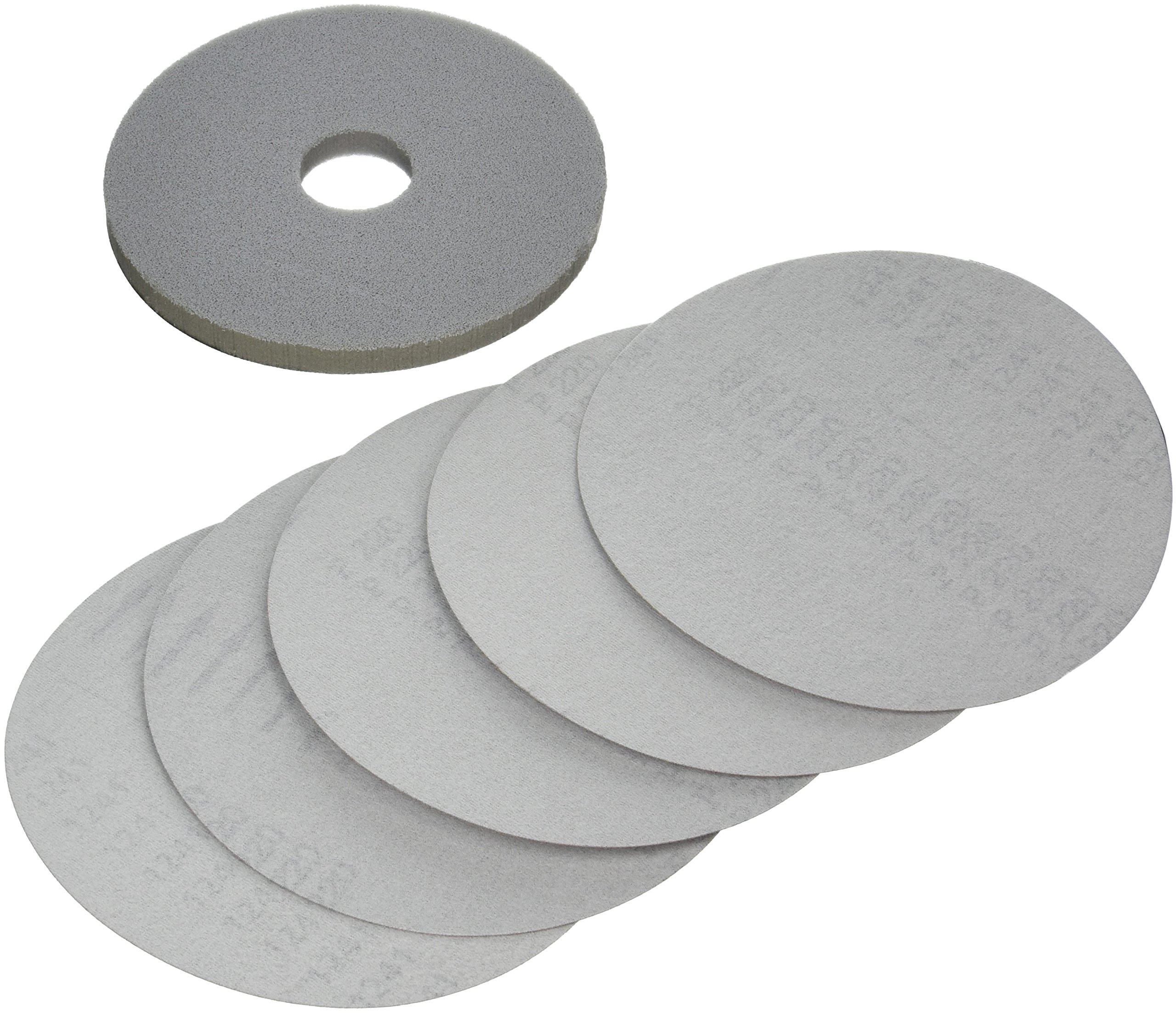 PORTER-CABLE 79220-5 220 Grit Hook & Loop Drywall Sander Pad & Discs (5-Pack) by PORTER-CABLE