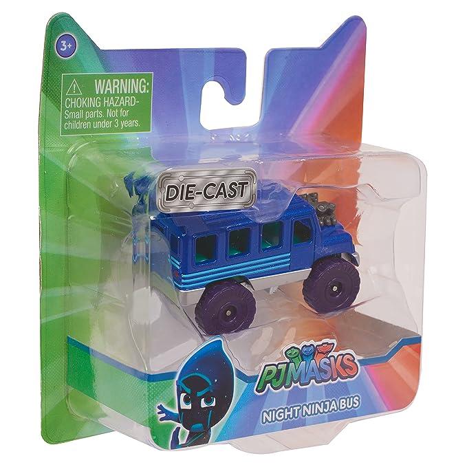 Just Play PJ Masks Ninja Die Cast Car: Amazon.es: Juguetes y ...