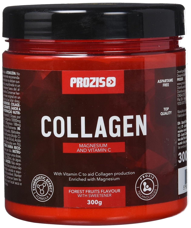 Prozis Collagen, Sabor Frutas del Bosque - 300 gr: Amazon.es: Salud y cuidado personal