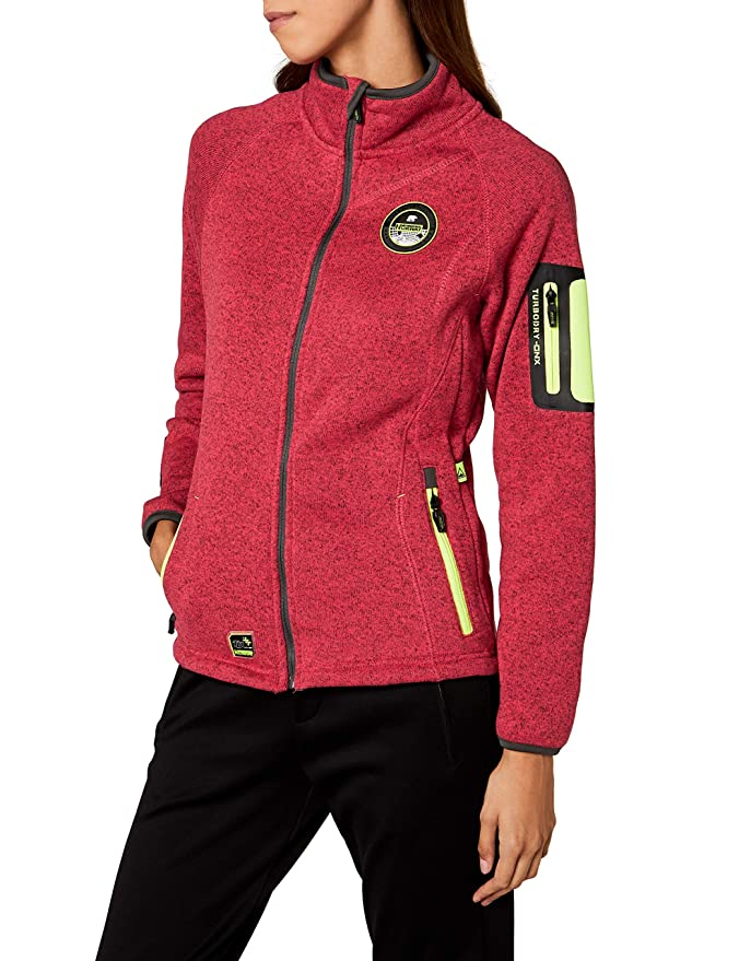 Geographical Norway Trapeze Lady Chaqueta para Mujer: Amazon ...