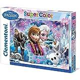 Frozen Puzzle (104 Pieces)