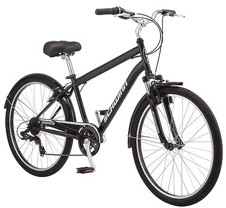 Amazon Com Schwinn Suburban Comfort Hybrid Bike Featuring Step