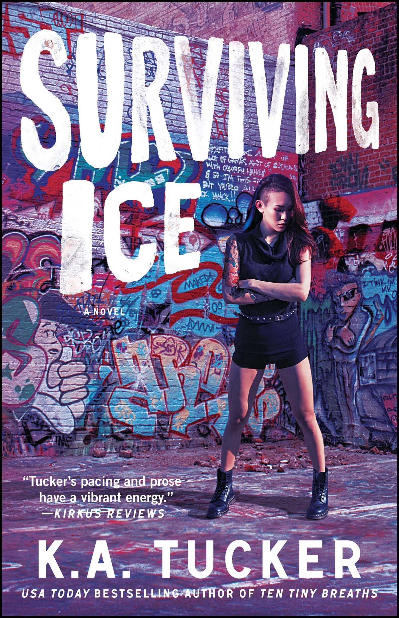 Read Online Surviving Ice: A Novel (The Burying Water Series) pdf