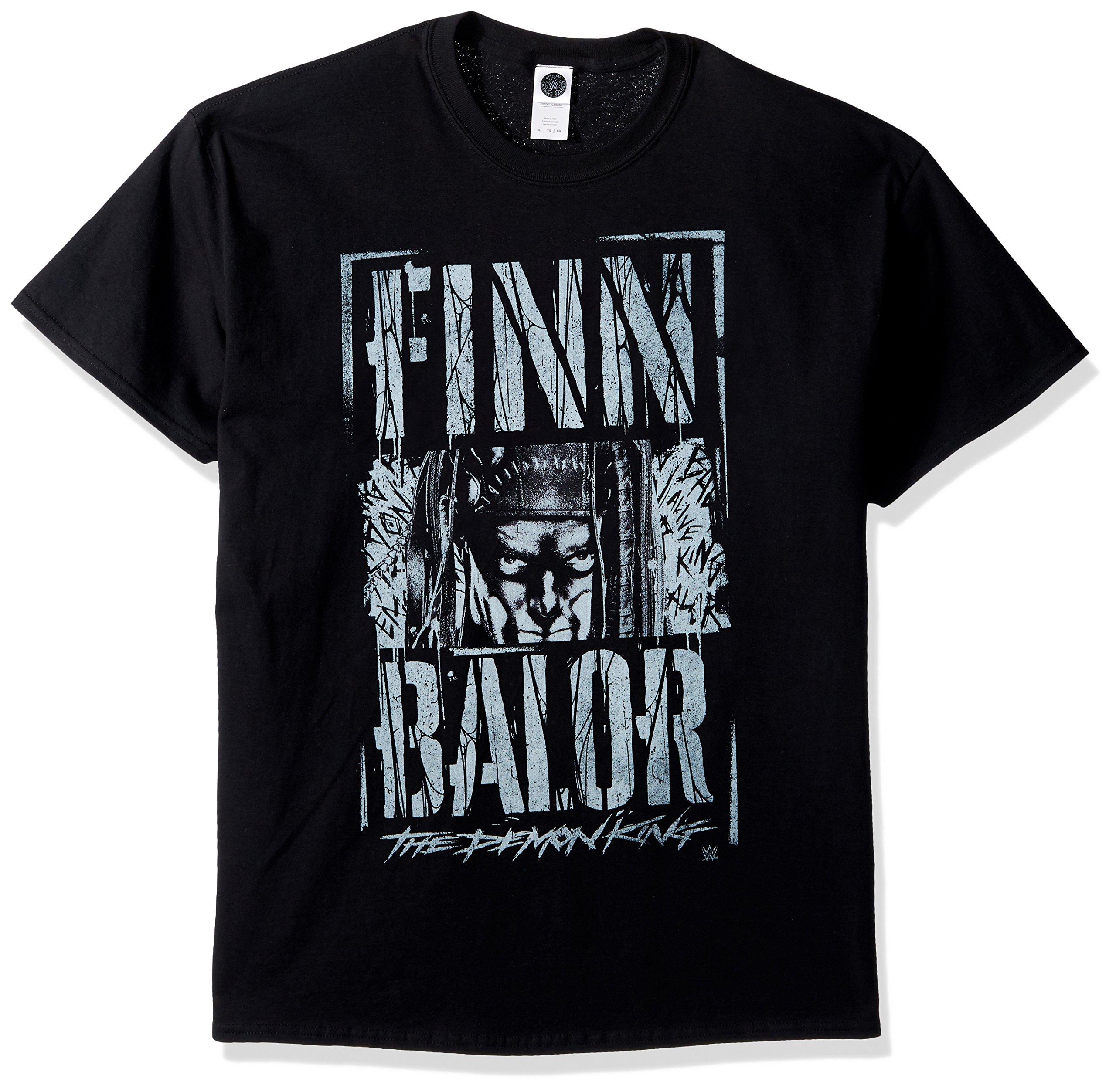 W We Finn Balor T Shirt 1661