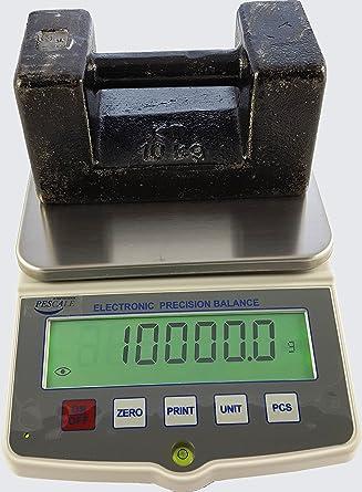 pescale Pet de brh20001 alta calidad BOSCHE, laboratorio – Báscula, electrónica digital de báscula