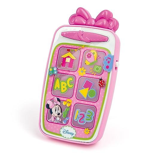 56 opinioni per Clementoni 14898- Lo Smartphone di Baby Minnie