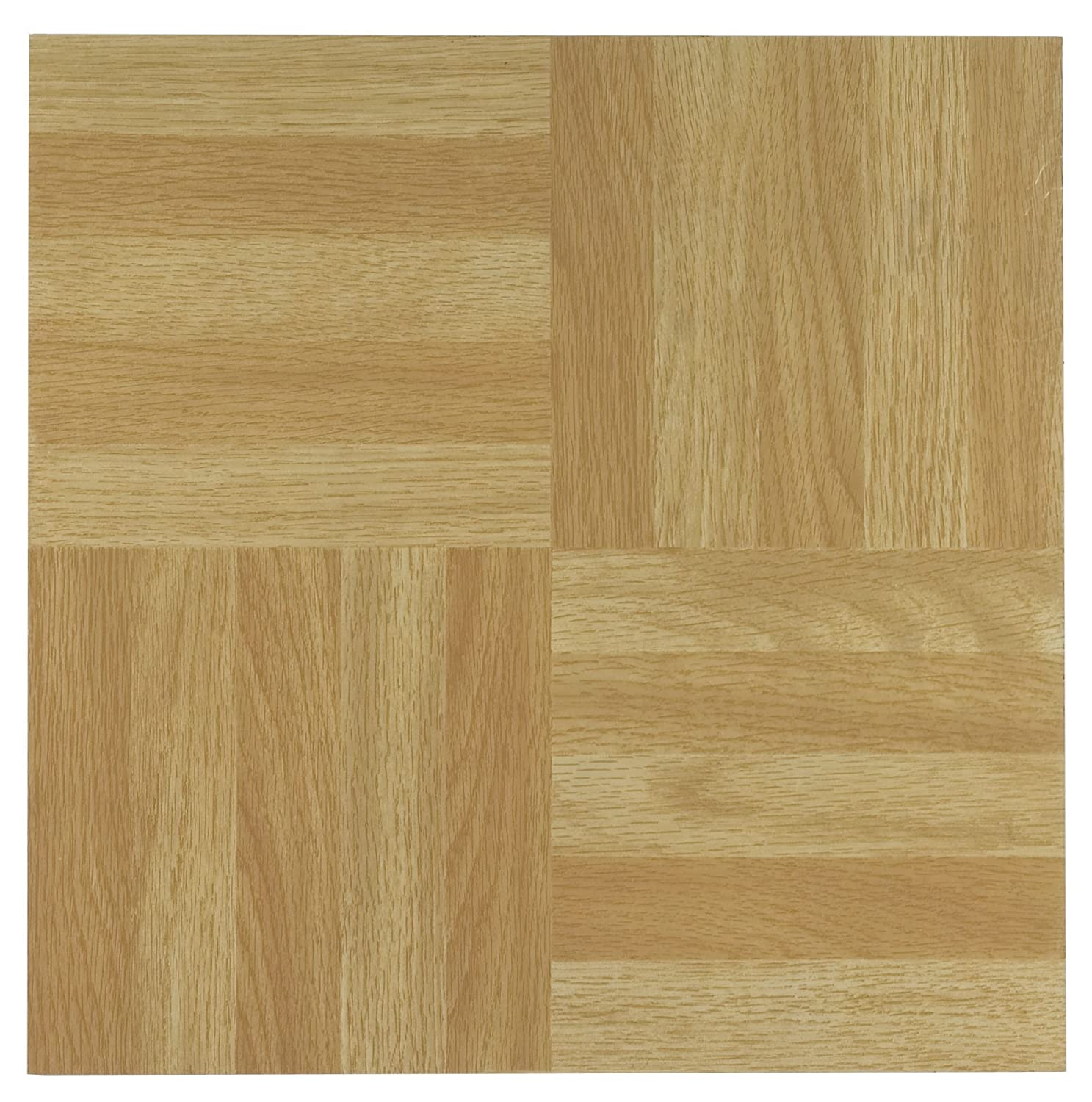 Achim home furnishings ftvwd20420 nexus 12 inch vinyl tile wood achim home furnishings ftvwd20420 nexus 12 inch vinyl tile wood four finger square parquet 20 pack vinyl floor coverings amazon doublecrazyfo Choice Image