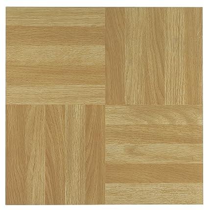 Achim Home Furnishings Ftvwd20420 Nexus 12 Inch Vinyl Tile Wood