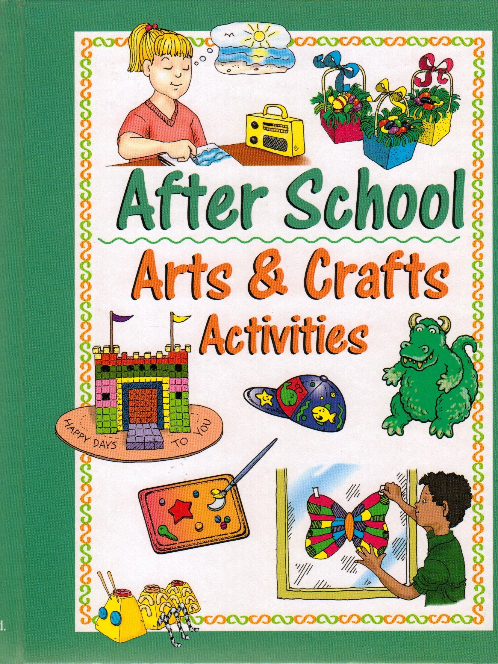After School Arts & Crafts Activities pdf epub