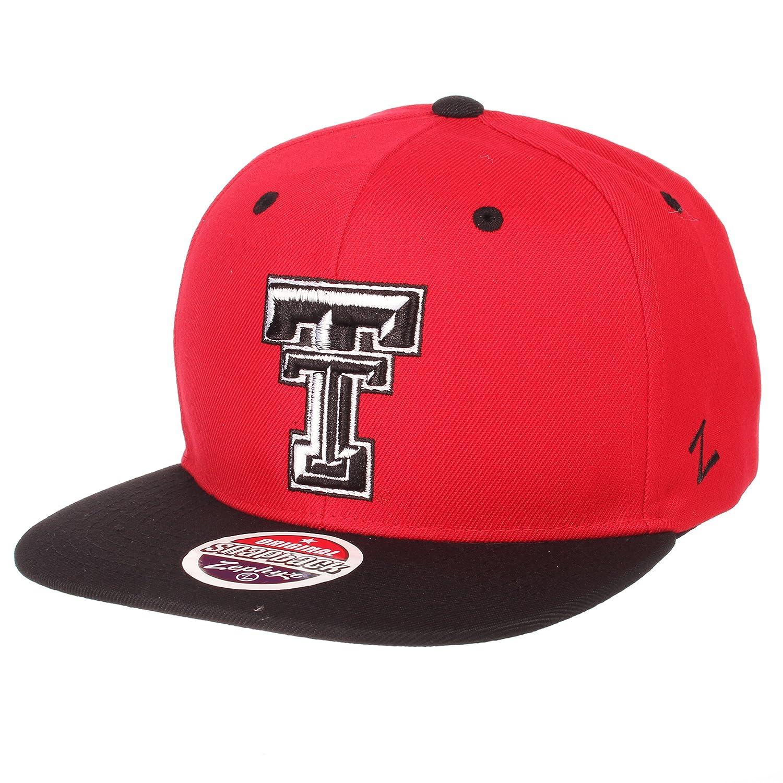 competitive price 0be8e e580c Amazon.com   Zephyr NCAA Arizona State Sun Devils Men s Z11 Static Snapback  Hat, Adjustable, Black Team Color   Clothing