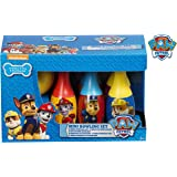 Kids Bowling Mini Set Kit for Children i360 Paw Patrol featuring all the Characters from the series