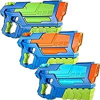 JOYIN Spritz 3 in 1 Aqua Phaser High Capacity Water Gun Super Water Soaker Blaster Squirt Toy Swimming Pool Beach Sand…