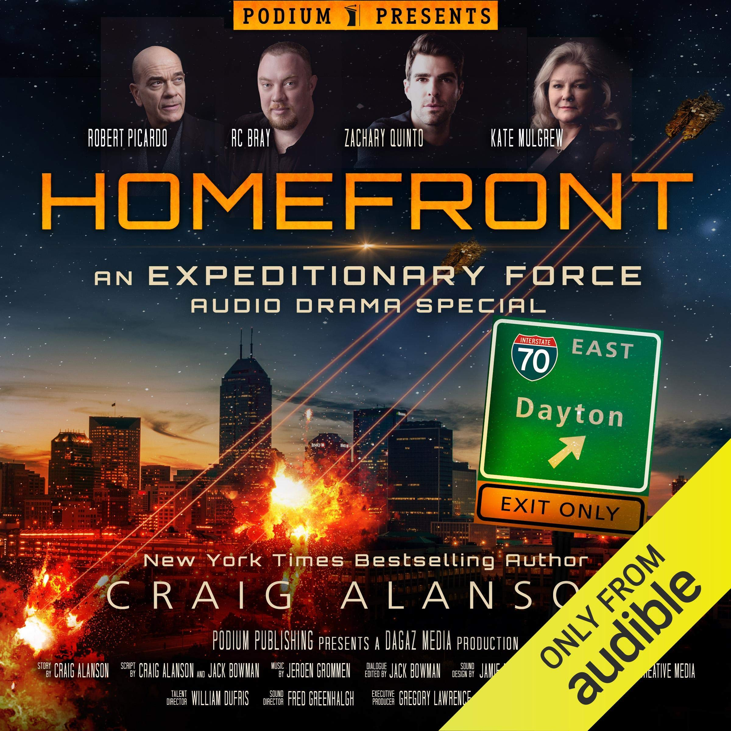 Homefront  An Expeditionary Force Audio Drama Special