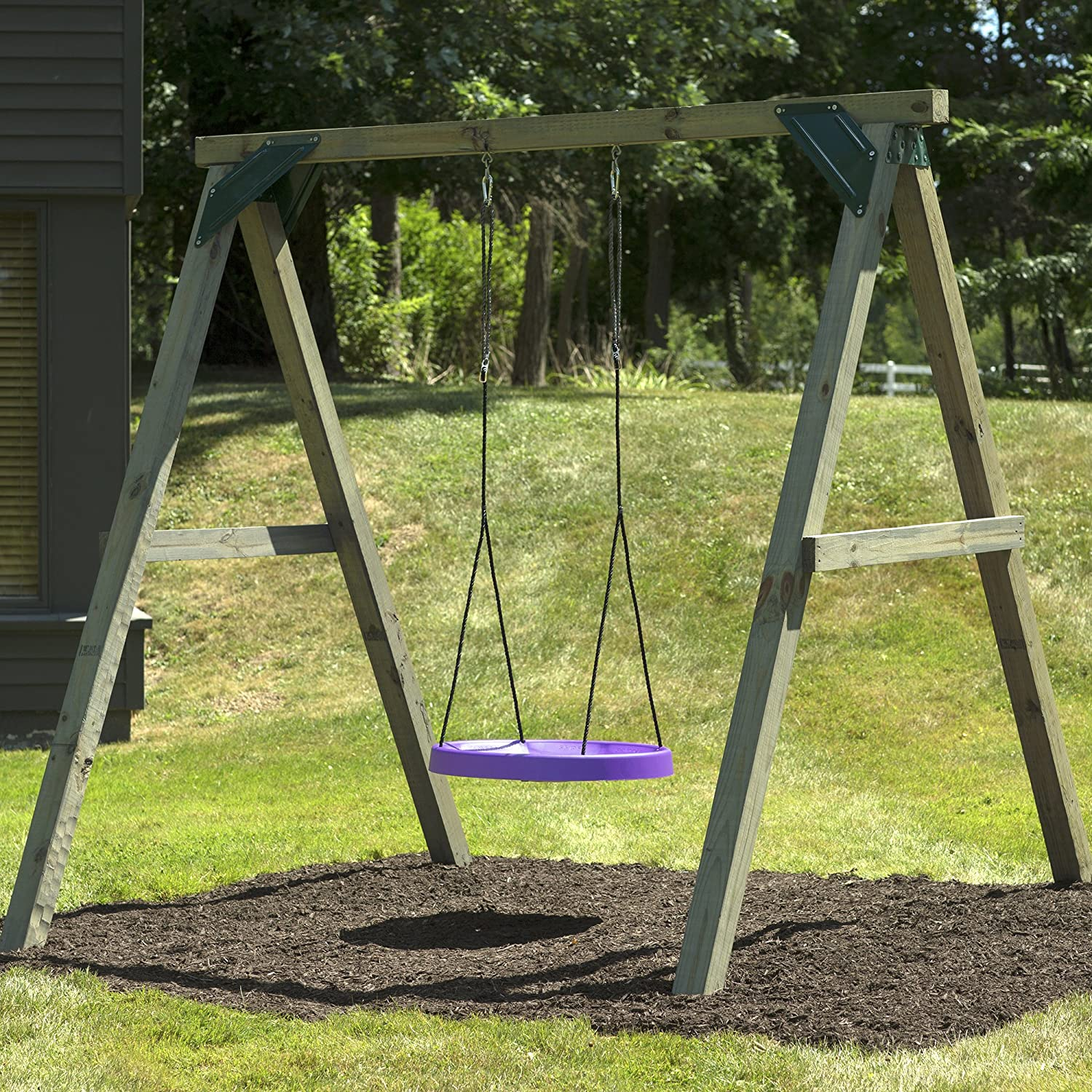 Amazon Super Spinner Swing FUN Easy Install for Swing Set