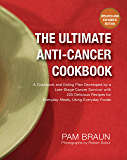 The Ultimate Anti-Cancer Cookbook: A Cookbook and Eating Plan Developed by a Late-Stage Cancer Survivor with 225 Delicious Recipes for Everyday Meals, Using Everyday Foods