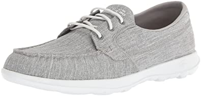 ad892204477 Skechers Performance Women s Go Walk Lite-15433 Boat Shoe