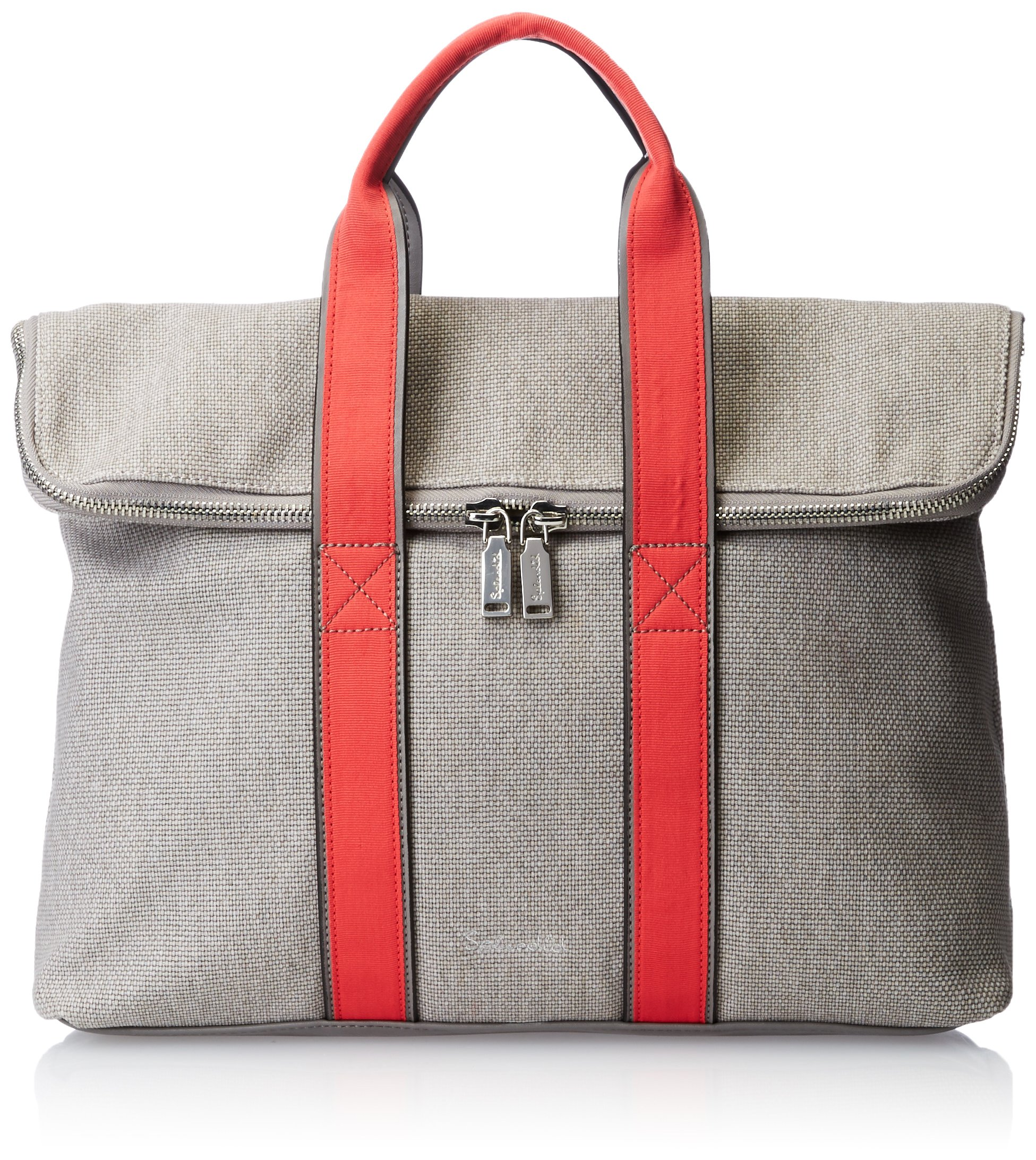 Splendid Cape May Satchel Top Handle Bag, Grey, One Size by Splendid (Image #1)
