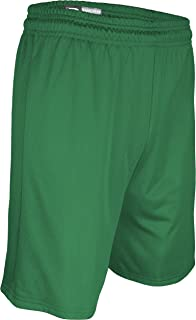 """product image for Game Gear MM-6477-CB Men's Solid 7"""" Performance Sport Nylon Micromesh Fitness Short"""