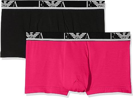 TALLA S. Emporio Armani Underwear Bóxer (Pack de 2) para Hombre