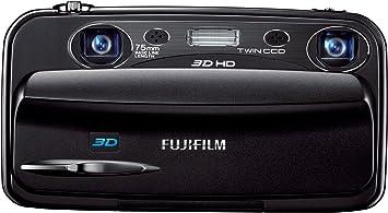 Amazon.com: Fujifilm FinePix REAL 3d W3 Cámara digital con ...