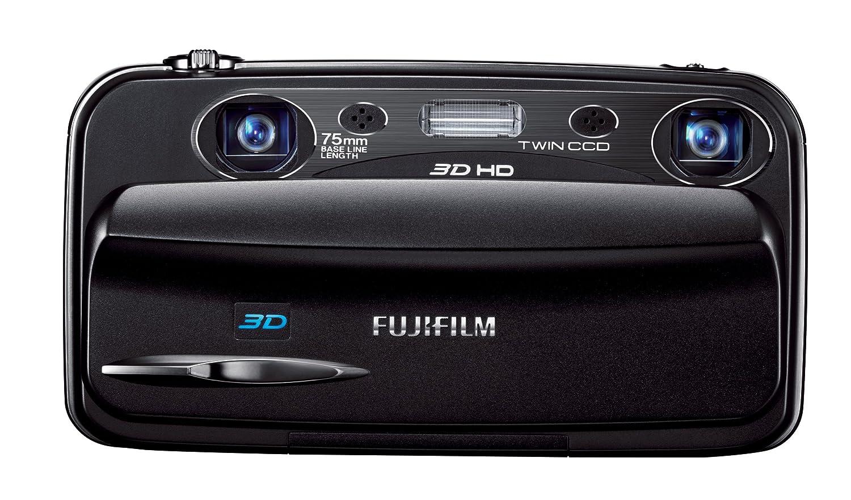 Amazon.com : Fujifilm FinePix Real 3D W3 Digital Camera with 3.5 ...