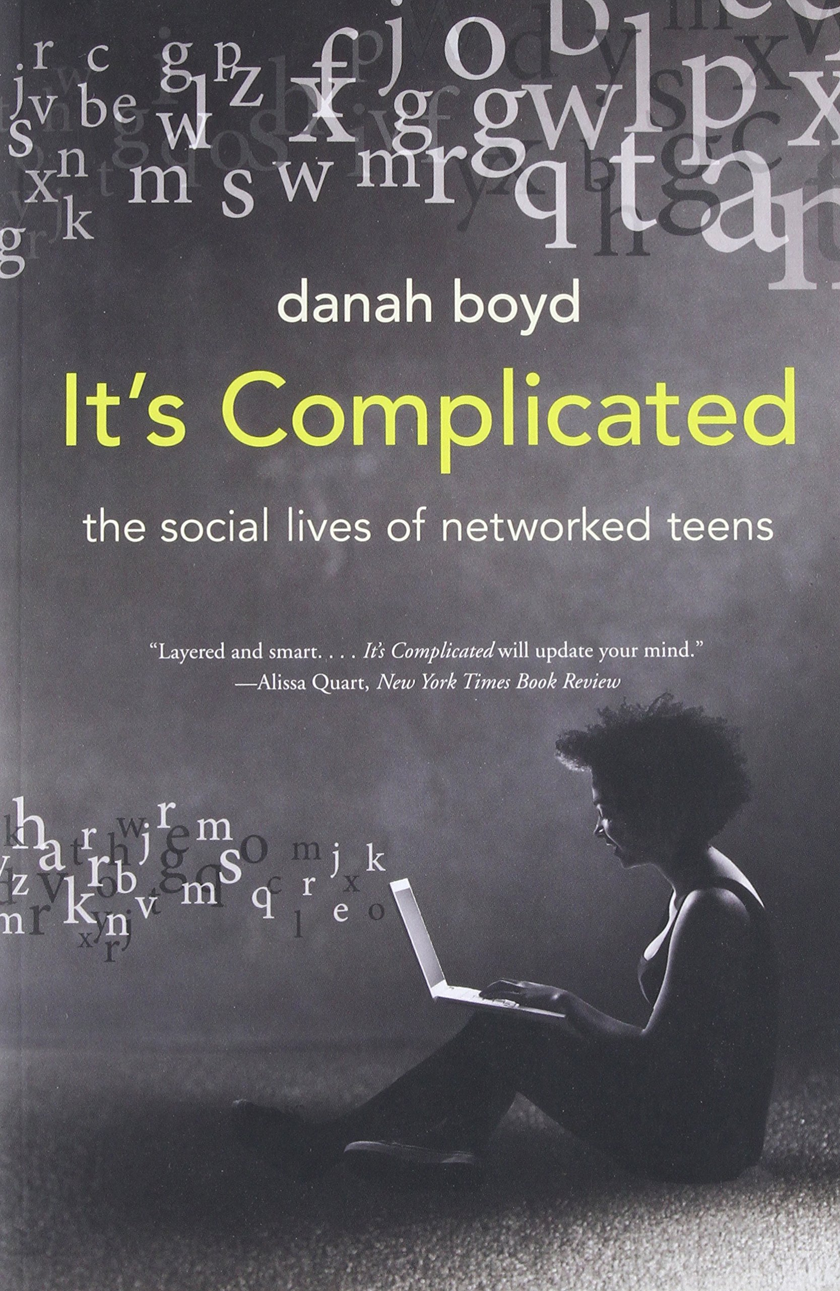 Its Complicated Social Lives Networked product image