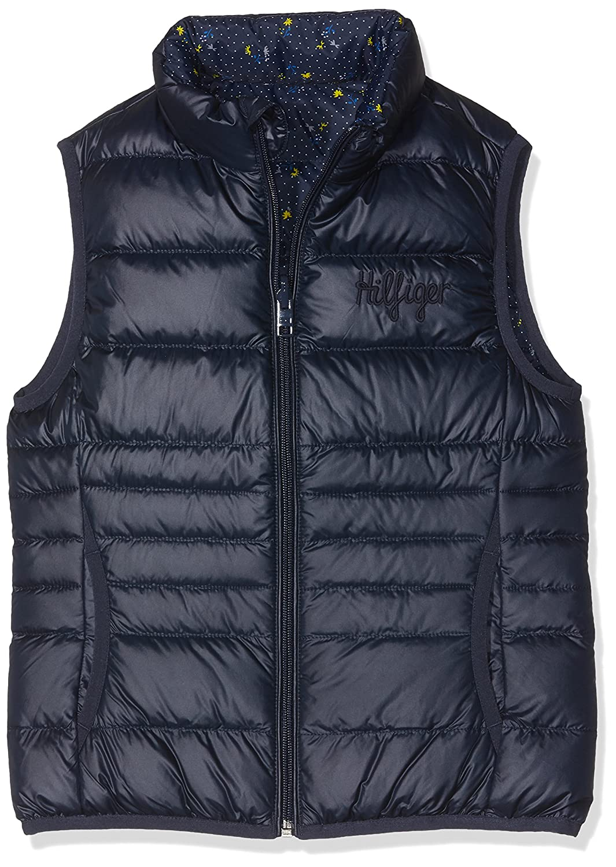 Tommy Hilfiger Thkg Rev Light Down Vest Vaqueros Slim para Mujer