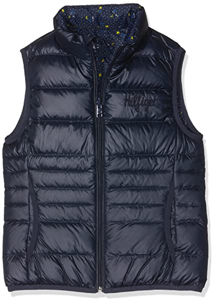 Tommy Hilfiger Thkg Rev Light Down Vest, Vaqueros Slim para Mujer: Amazon.es: Ropa y accesorios