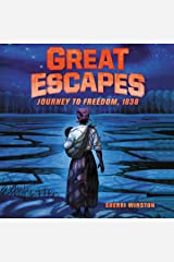 Journey to Freedom, 1838: Great Escapes, Book 2 Audible Audiobook