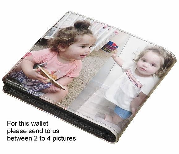 Amazon personalized medium size wallet for men with your own personalized medium size wallet for men with your own choice of pictures or anything else solutioingenieria Images