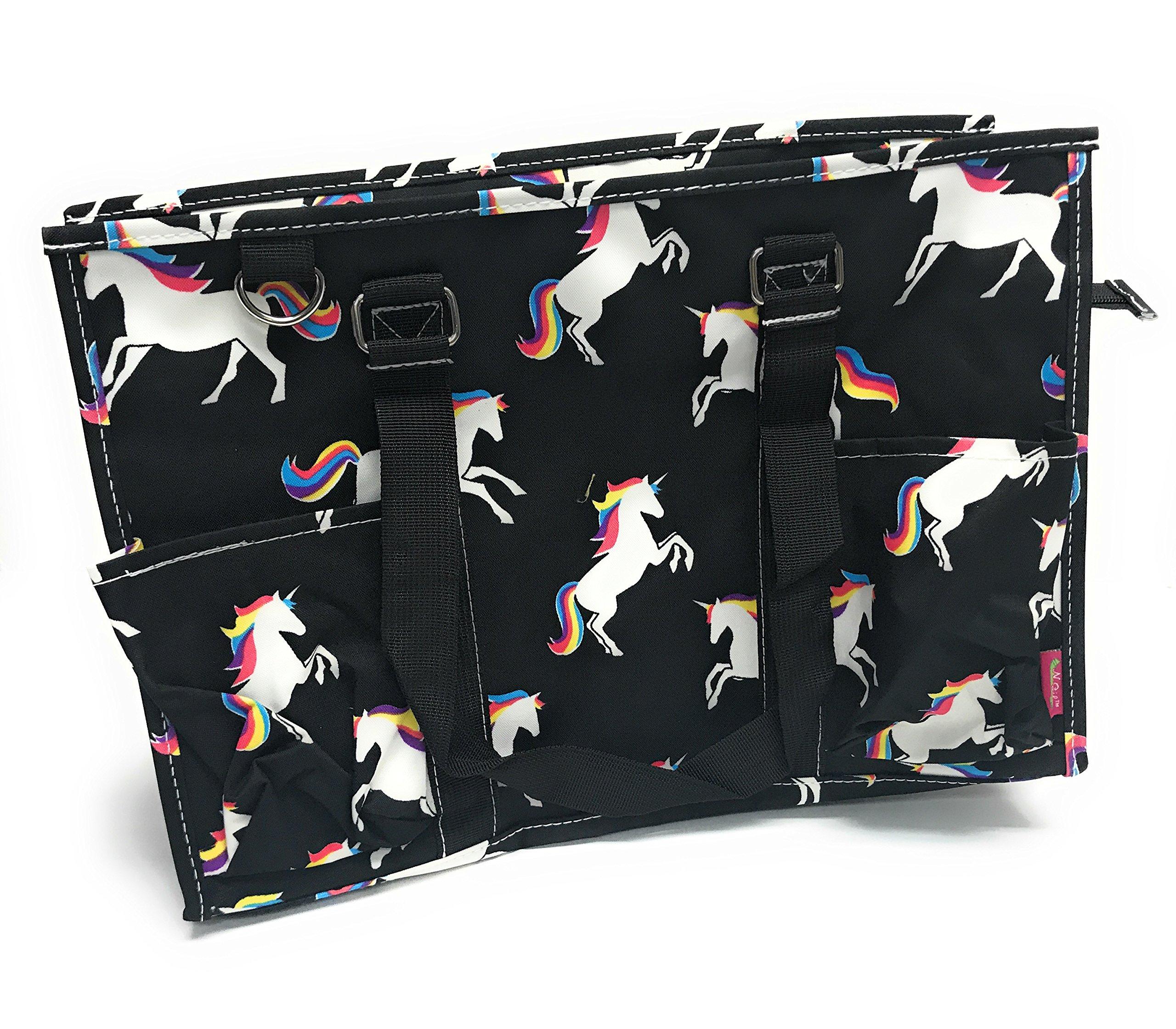 N Gil All Purpose Organizer Medium Utility Tote Bag 2 (Unicorn)