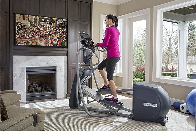 Precor EFX 447 precisión serie bicicleta elíptica: Amazon.es: Deportes y aire libre