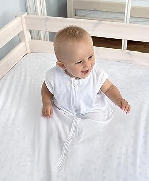Sábana Fantasma cama 105/115x190/200 cm. - La Sábana de Seguridad Original (BLANCO)