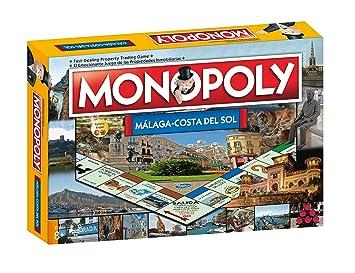 Monopoly Malaga Costa del Sol